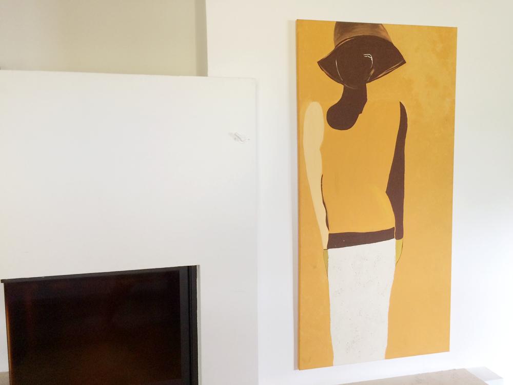 Raumidee - Bild im Wohnzimmer