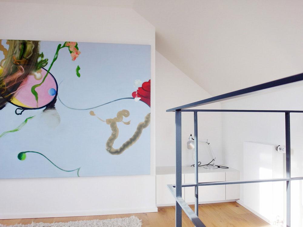 Raumidee - Kunst an der Wand
