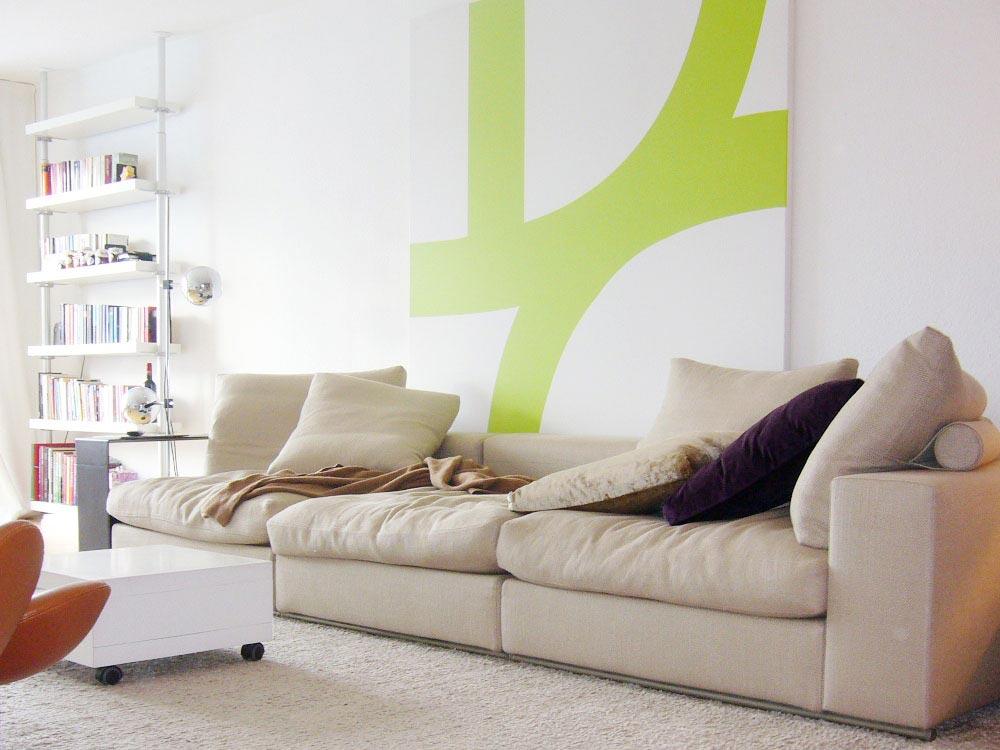 Raumidee - Kunst im Wohnraum