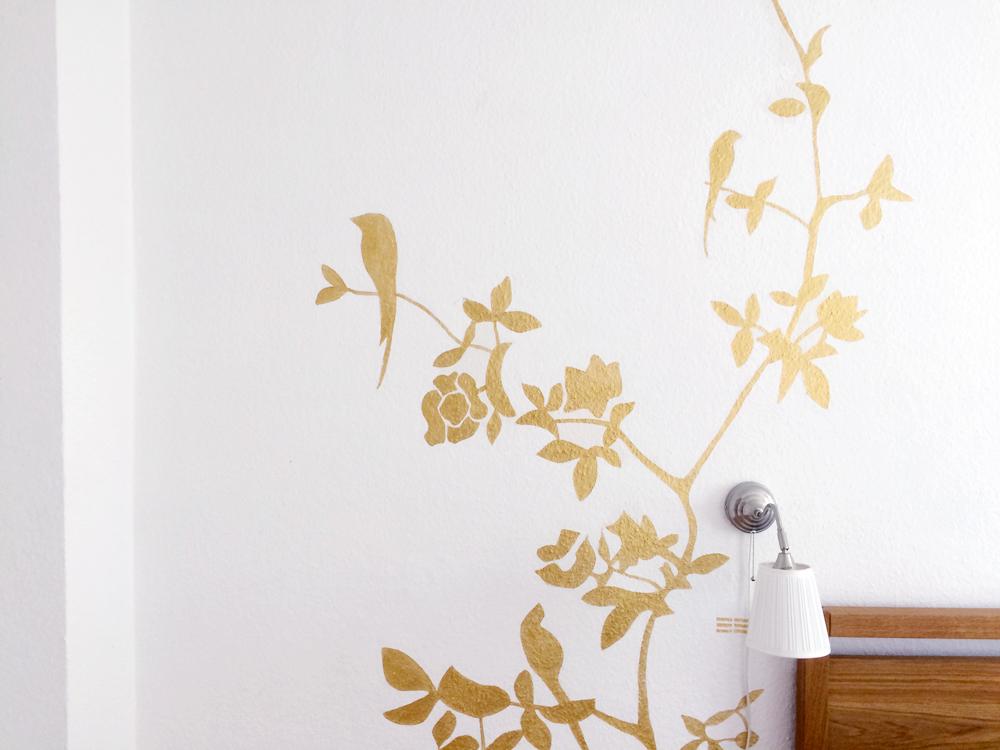 Raumidee - Wandmalerei