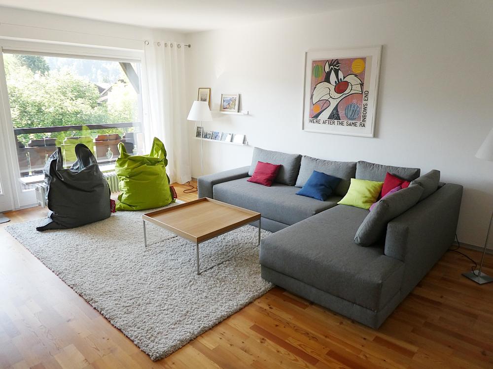 Raumidee -Wohnzimmer modern