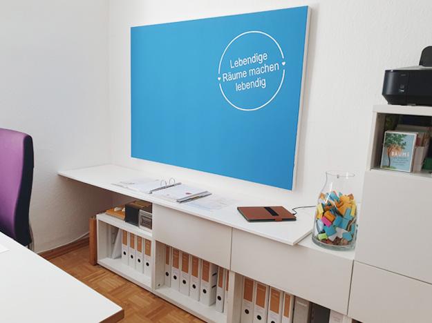 Arbeitszimmer neu einrichten