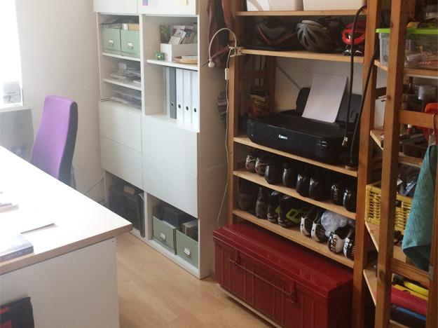 Ich will mein Arbeitszimmer neu gestalten
